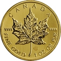 Sell 1 oz Maple Leaf