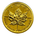Sell 1/10 oz Maple Leaf