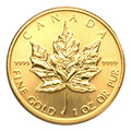 Sell Canadian Maple Leafs Gold
