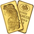 Sell PAMP Suisse Gold Bars