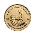 Sell 1/10 oz Gold Krugerrand