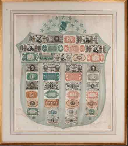 Fractional Currency Sheild