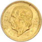 Gold 10 Pesos