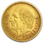 Gold 2 Pesos